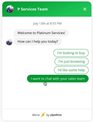 Leadbooster + Live Chat